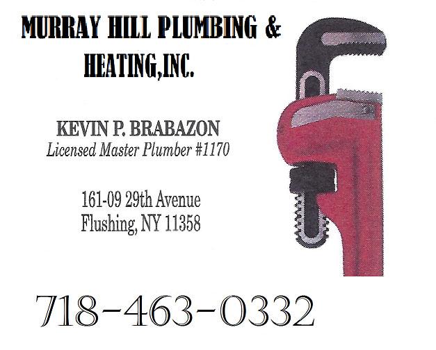 Murray Hill Plumbing & Heating, Inc