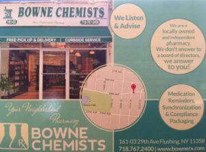 Bowne-Chemists