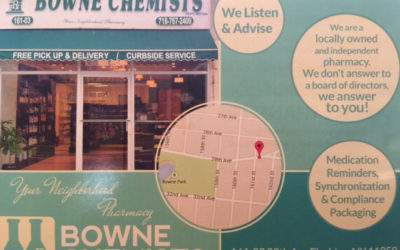 Bowne Chemists