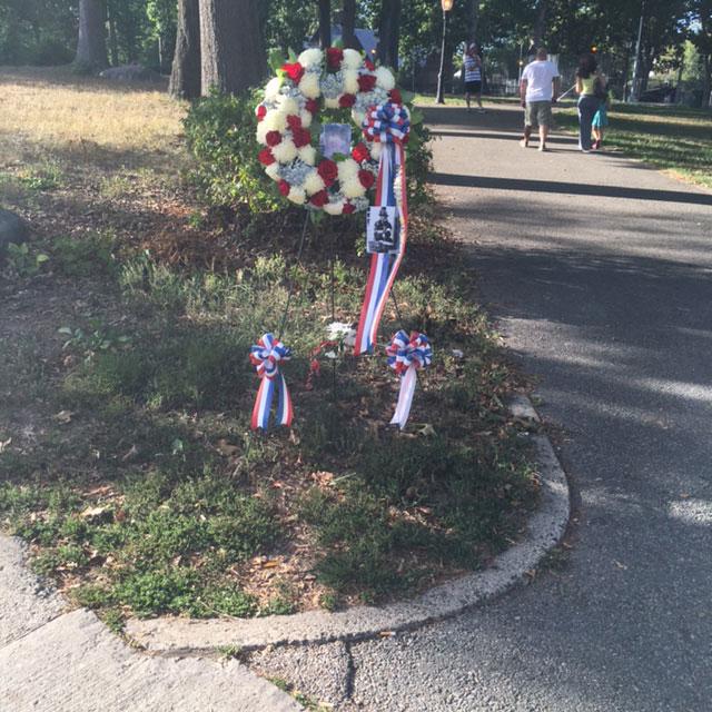 commemorating 9/11