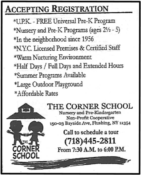 Corner School