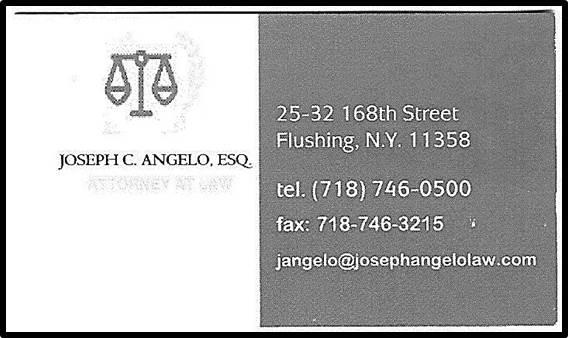 Joseph Angelo Esq