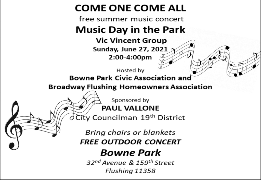 Music Day in Park 2021
